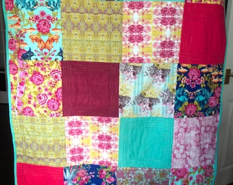 Lap Quilt or Throw