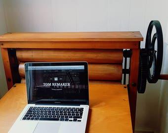 Retro Mangle Desk