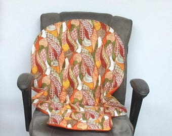 Graco Duodiner or Blossom fun jungle high chair pad, baby accessory replacement pad, child chair cushion, kids furniture, feeding chair pad