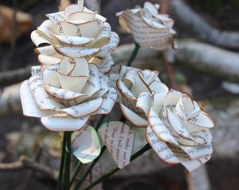 Custom Harry Potter Roses Single Rose