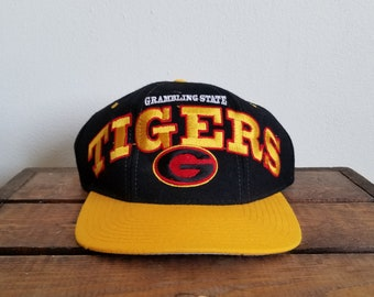 Vintage DS Grambling University Tigers Starter Hat