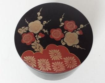 Lacquerware Coaster Set