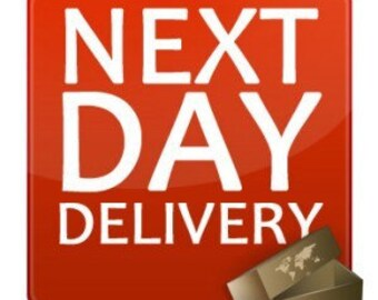 Extra shipping - Next Day