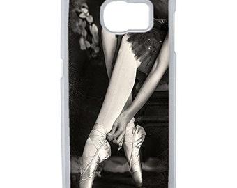 Hard Case Design Prima Ballerina For Samsung Galaxy S6