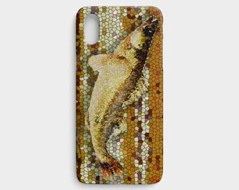Walleye' iPhone X case