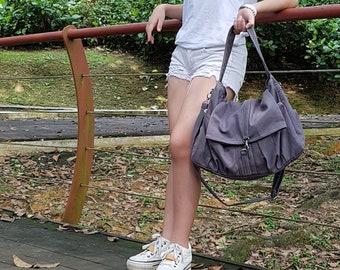 Mothers day Sale 30%, Shoulder Bag, Tote, Sling Bag, Diapers bag, weekender, Travel Bag, Canvas Bag, Gift For Women - Kinies Classic