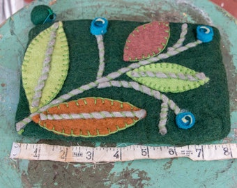 Rising Tide Handmade Felted Wool Bag