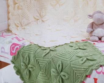 Baby Blanket cot or Pram