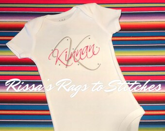 Personalized Name Onesie or Shirt