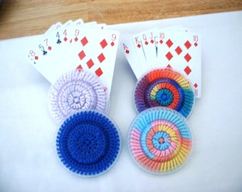 CARD HOLDERS for Playing Cards
