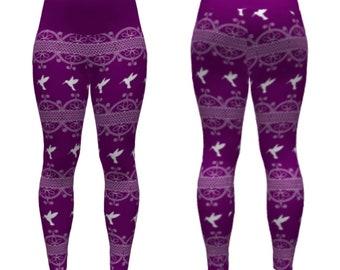 Pre- Order Nicias Custom Design Leggings