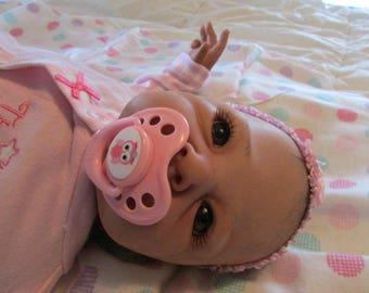 Daisy Ethnic Realistic Reborn Baby Doll