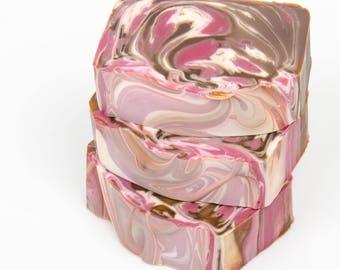 La Dame Soap - Handmade Soap - Cold Process Soap - Shea Butter Soap - Natural Soap - Vegan Soap
