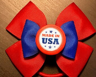 Made in the USA bow