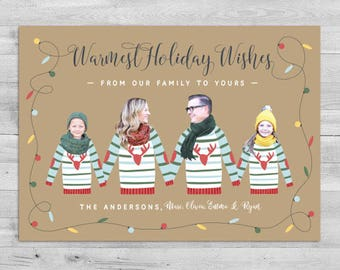 Photo Christmas Cards Photo Holiday Card Photo Christmas Card Custom Christmas Cards Christmas Greeting Cards Personalized Christmas Cards