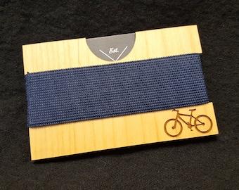 Mountain Bike Wooden Wallet, Credit Card Sized, Front Pocket Wallet, Modern, Classic, Minimalist, by JackGlass on Etsy