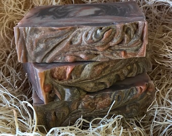 Hinoki Wood Scent, Handcrafted Soap