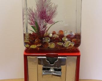 Vintage Gum Ball Machine Fish Tank IV