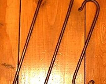 3-Piece S-Hook Set