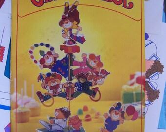 clown parade centerpiece
