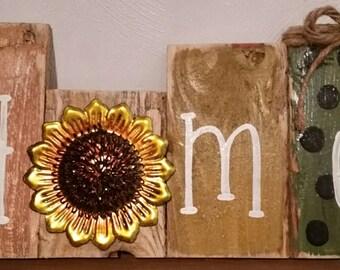 Shimmering sunflower HOME