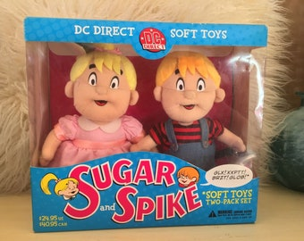 Sugar And Spike Dolls DC Direct