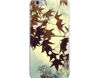 Nature Photo iPhone Case