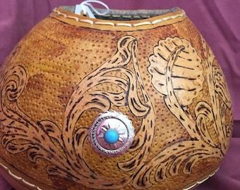 gourd bowl