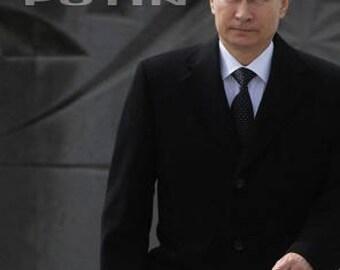 Calendar format: on a magnetp for 2017 Putin , Limited edition,ORIGINAL