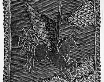 Flight of Fantasy PDF Knitting Pattern (also available in deutsch)