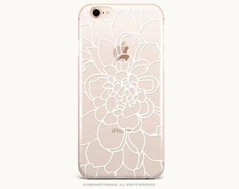 iPhone 8 Case iPhone X Case iPhone 7 Case Floral Clear GRIP Rubber Case iPhone 7 Plus Clear Case iPhone SE Case Samsung S8 Plus Case 296
