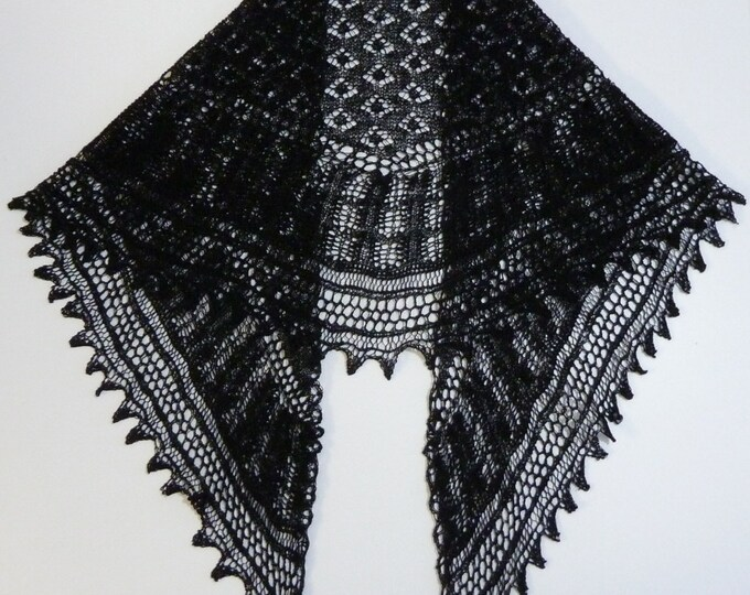 pdf pattern for Victorian Fischou by Elizabeth Lovick