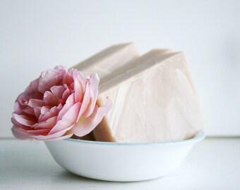 Passion Flower Shampoo Soap Bar  - Gluten Free Hair Shampoo - Natural Conditioning Shampoo Bar - Solid Shampoo Bar