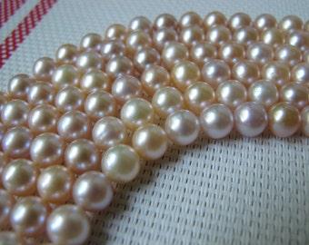7-7.5mm Multi Color Potato Fresh Water Pearl PL23