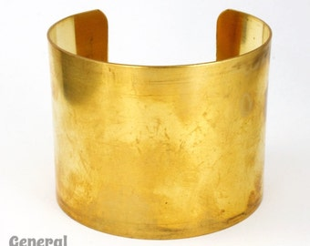 45mm Wide Brass Cuff #BRA010