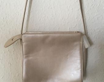 Fabulous Bally Vintage Leather Clutch Bag