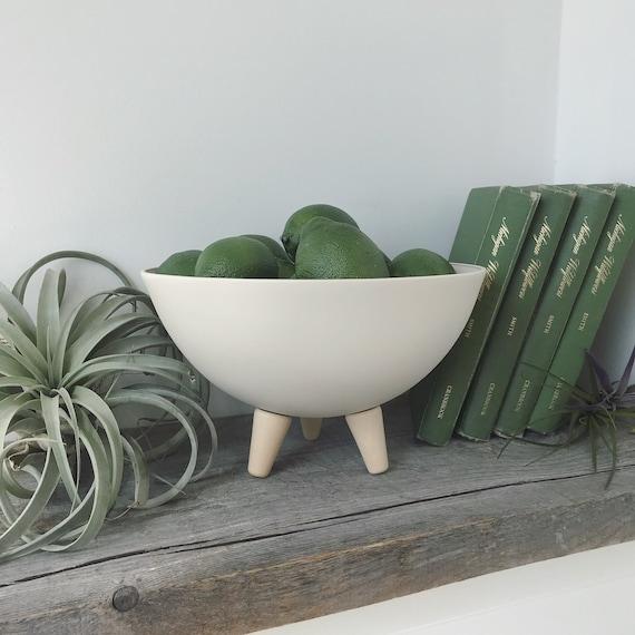 Modern Porcelain Tripod Planter