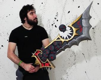 Corrupted Ashbringer World of Warcraft cosplay prop