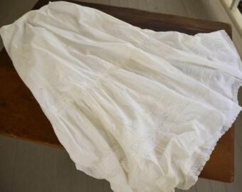 Antique Lace Petticoat Antique Lace