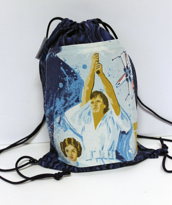 Star Wars Child's Drawstring Backpack