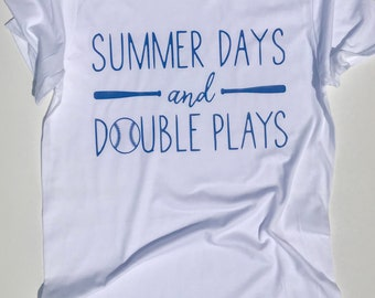 Summer Days and Double Plays