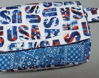 Belt Bag - Fanny Pack Plus Bag - Utility Bag - Jogging Bag - Hip Bag - Travel Bag - Festival Bag - USA Fanny Pac