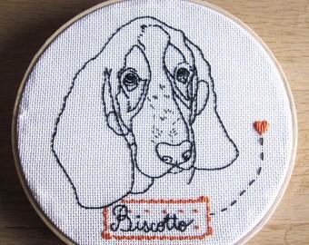 Custom dog portrait (or other pet portrait)