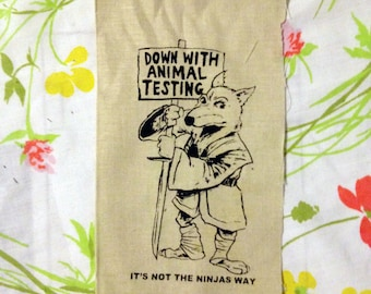 SPLINTER down with animal testing PATCH