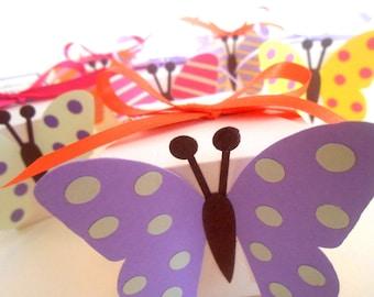 Communion or Baptism favors-Butterflies