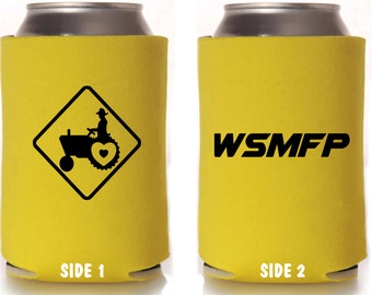 "Widespread Panic Can Cooler ""WSMFP & Love Tractor"""