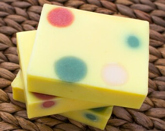 Handmade Soap Casaba Honeydew