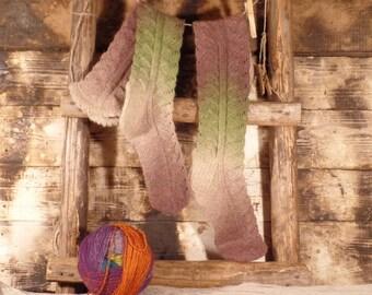 Wool socks Walking socks Lace wool knee high socks BEST SOCKS Boot socks Wool underwear Designer socks Warming running socks Best ski socks