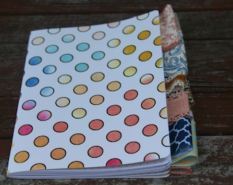 Multi-Colored Dot Altered Journal