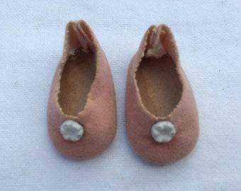 Alexander Alexkins Wendykind Ginny Muffie Doll Shoes